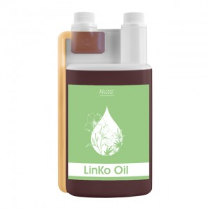 Over Horse LinKo Oil - olej dla koni 1l