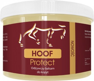 Over Horse Hoof Protect - balsam do kopyt